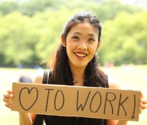 Love work