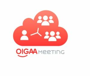 Icono + logo OiGAA Meeting