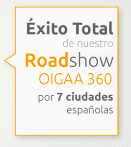 Captura roadshow