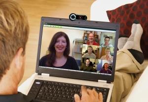 videoconferencia en pc