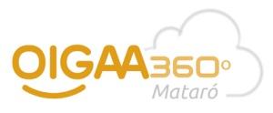 Logo OIGAA 360 Mataró