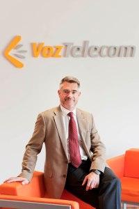 Xavier Casajoana, CEO de VozTelecom